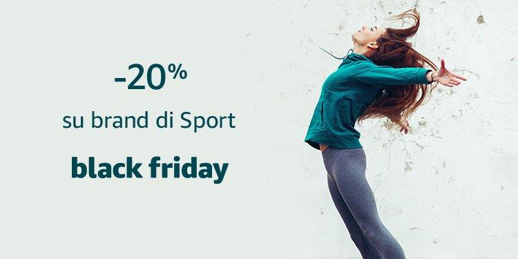 -20% di Sport