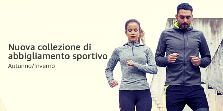 -20% sulla nuova collezione Sport