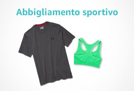 Abbigiliamento sportivo