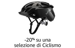 -20% su una selezione di Ciclismo