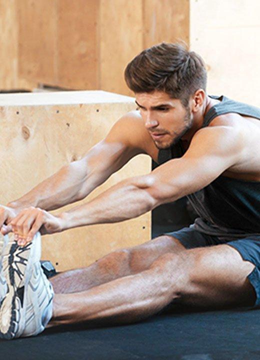 Abbigliamento Fitness Uomo