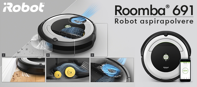 iRobot selection