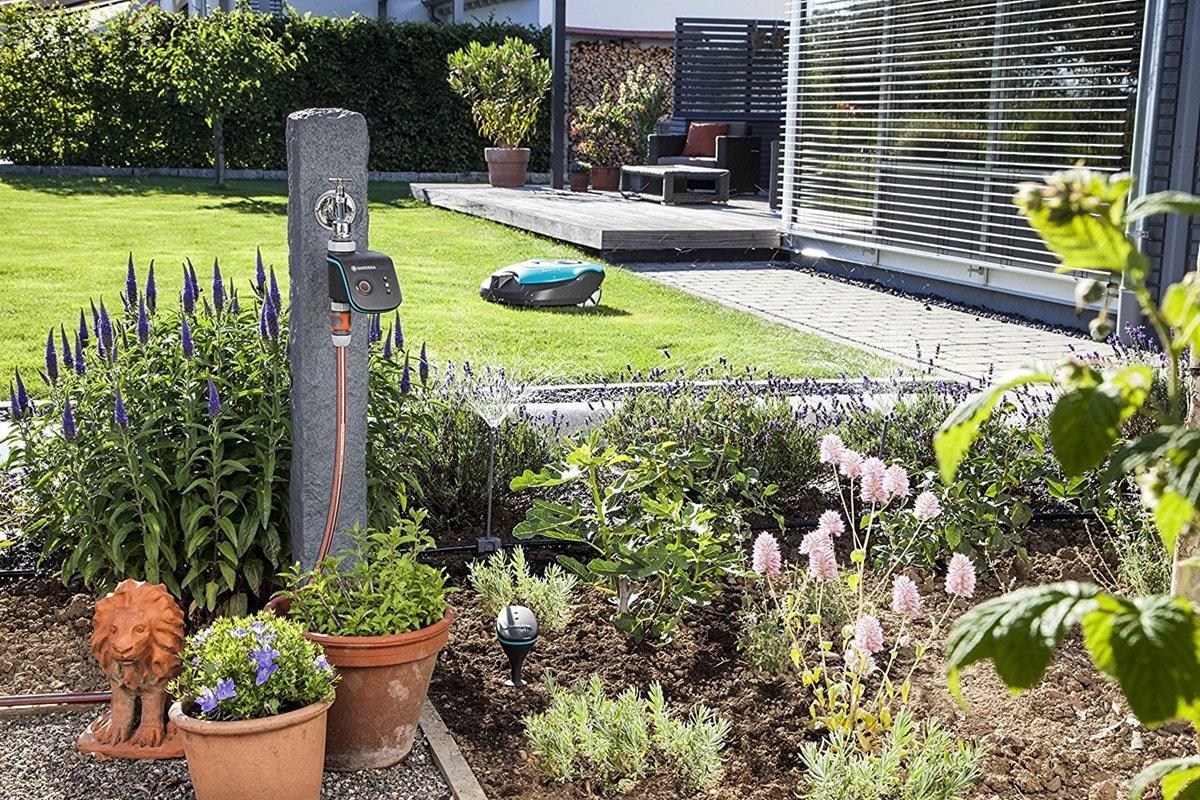 Giardinaggio e stazioni meteo