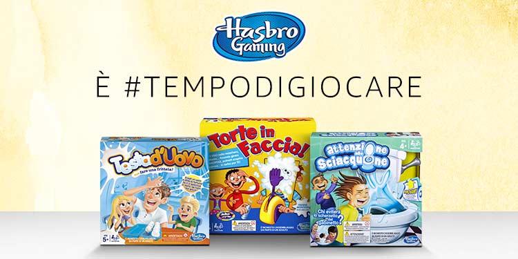 HASBRO GAMING - è #tempodigiocare