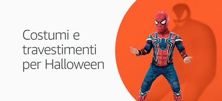 Costumi e travestimenti per Halloween