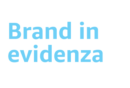Brand in evidenza