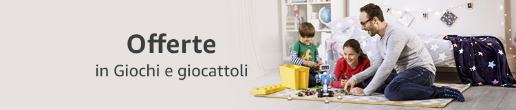 Giochi e giocattoli : Amazon.it