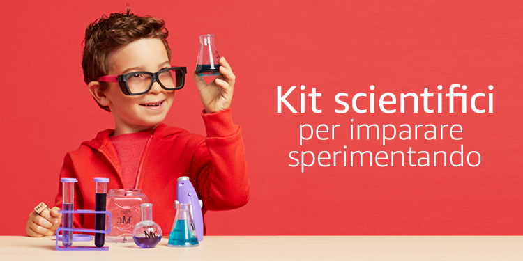 Kit scientifici