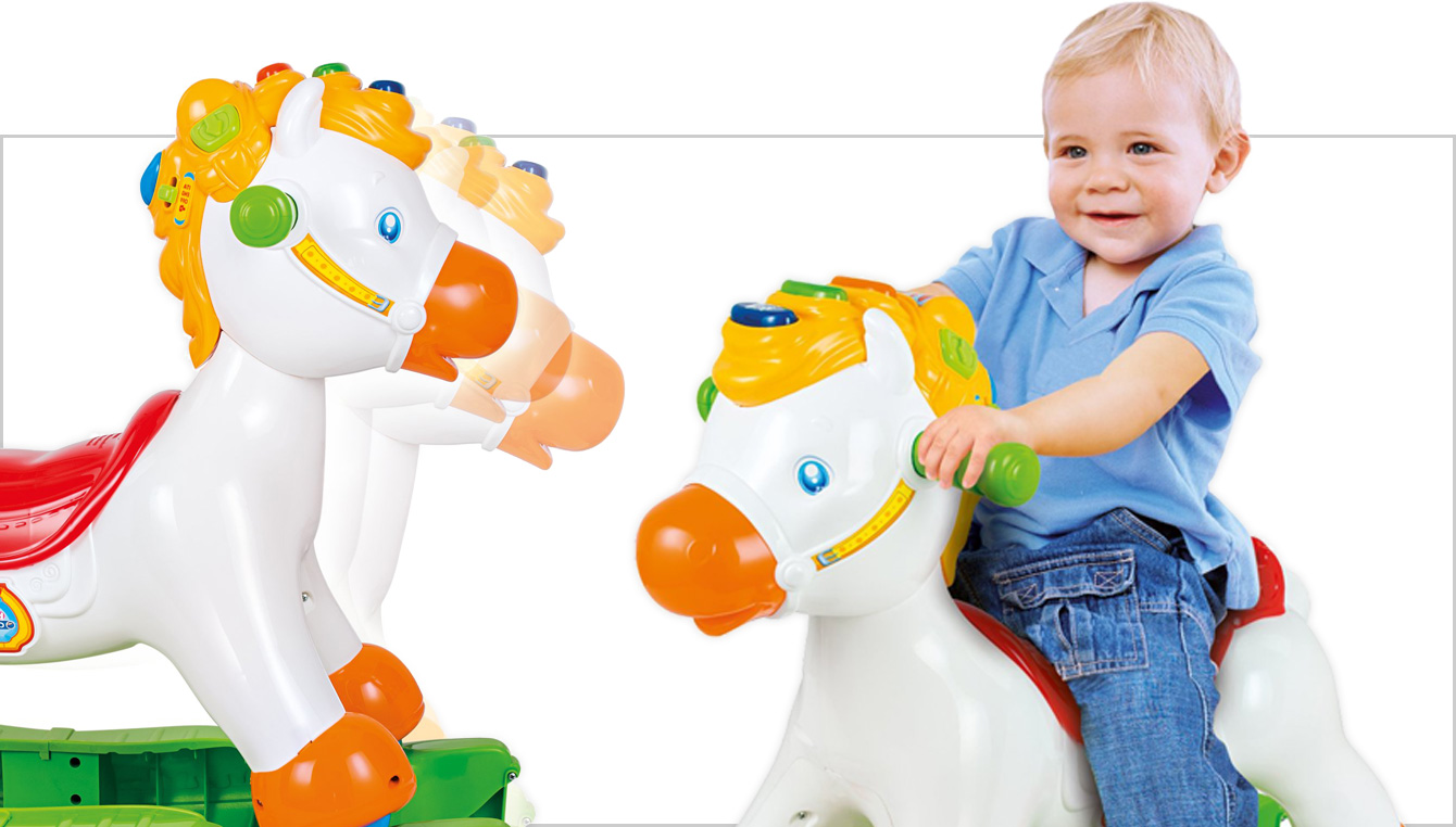 Giochi prima infanzia