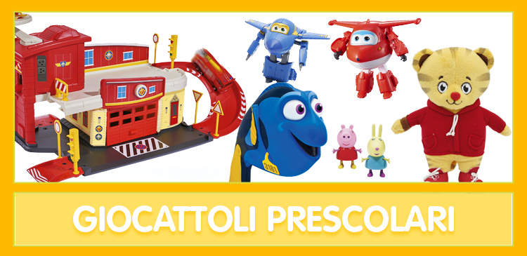 Prescolari