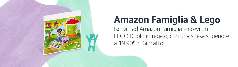 Ricevi un LEGO Duplo spendendo almeno €19.90 in Giochi e Giocattoli
