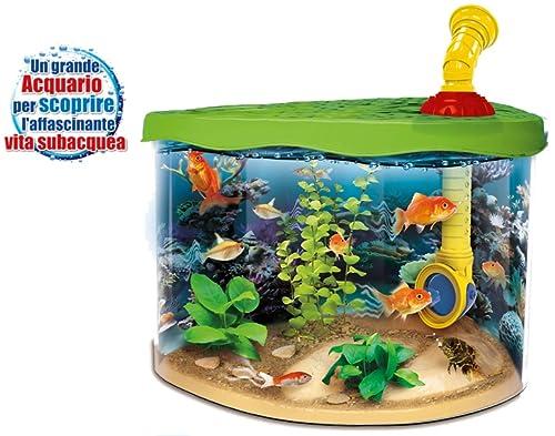 clementoni 13825 il mondo sommerso: amazon.it: giochi e giocattoli - Acquario Casa Funzionamento E Prezzi