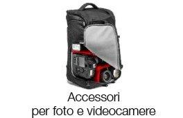 Accessori per foto e videocamere