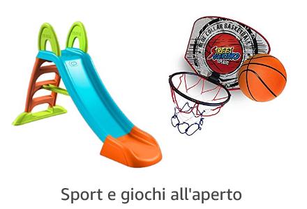 Sport e giochi all'aperto