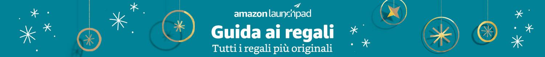 Amazon Launchpad: Idee regalo uniche realizzate dalle startup