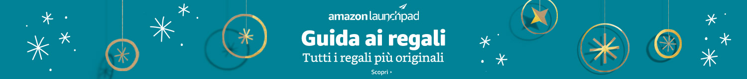 Amazon Launchpad: Guida ai regali