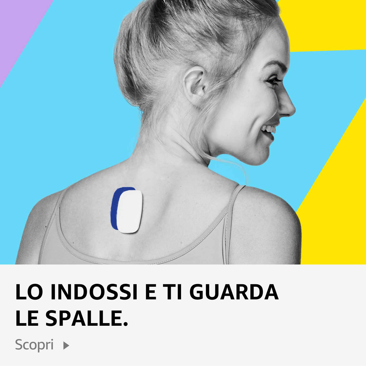 Amazon Launchpad: Lo indossi e ti guarda le spalle