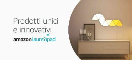Amazon Launchpad: Prodotti unici e innovativi