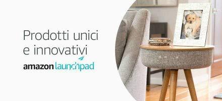 Amazon Launchpad: Prodotti uniqui e innovativi dalle startup