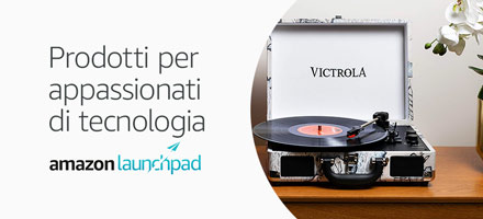 Amazon Launchpad: Prodotti e dispositivi tecnologici innovativi