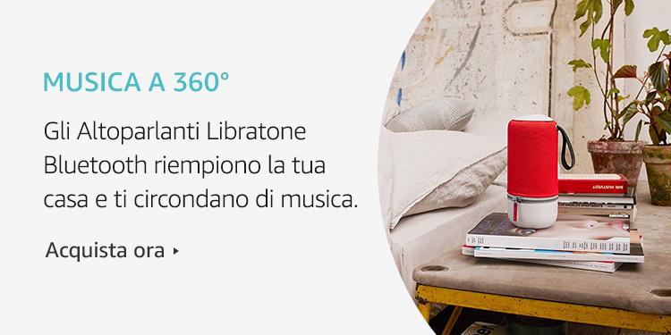 Amazon Launchpad: Libratone