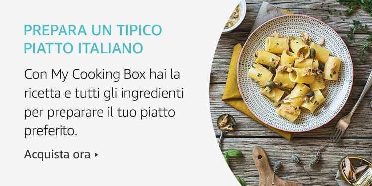 Amazon Launchpad: My Cooking Box