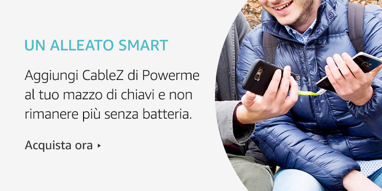 Amazon Launchpad: Powerme, un alleato smart