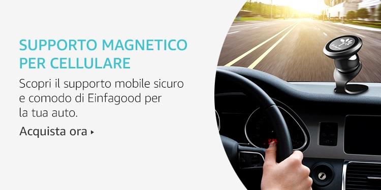 Amazon Launchpad: Supporto magnetico per cellulare