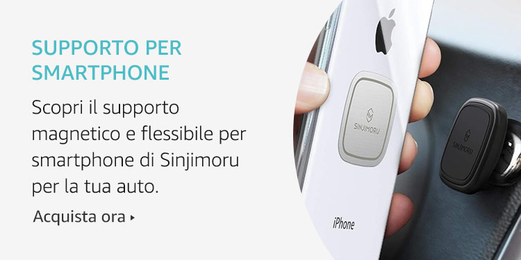 Amazon Launchpad: Supporte Per Smartphone