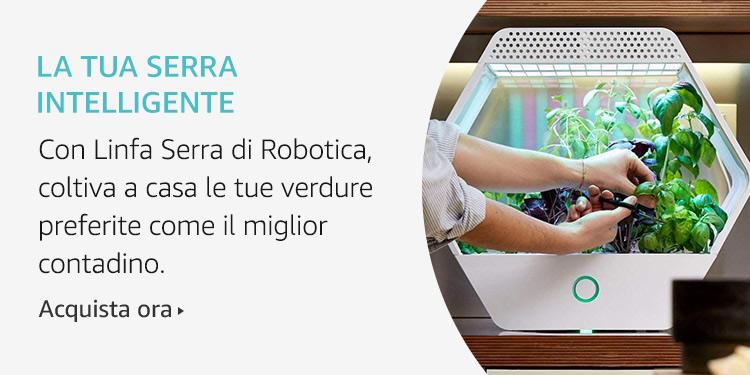 Amazon Launchpad: La Tua Serra Smart