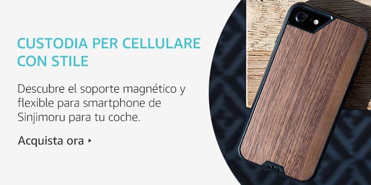 Amazon Launchpad: Custodia per cellulare con stile