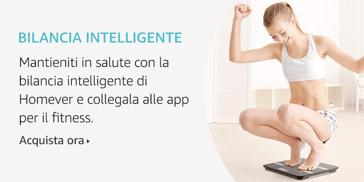 Amazon Launchpad: Bilancia Intelligente