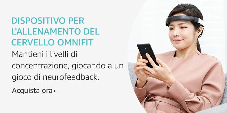 Amazon Launchpad:Dispositivo Per l'allenamento cervello omnifit