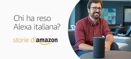 Chi ha reso Alexa italiana?