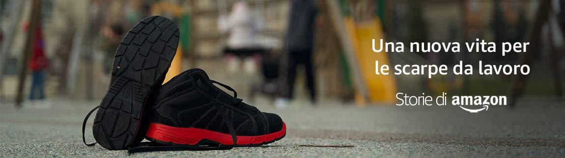 Una nuova vita per le scarpe da lavoro