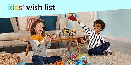 Kid's Wish List