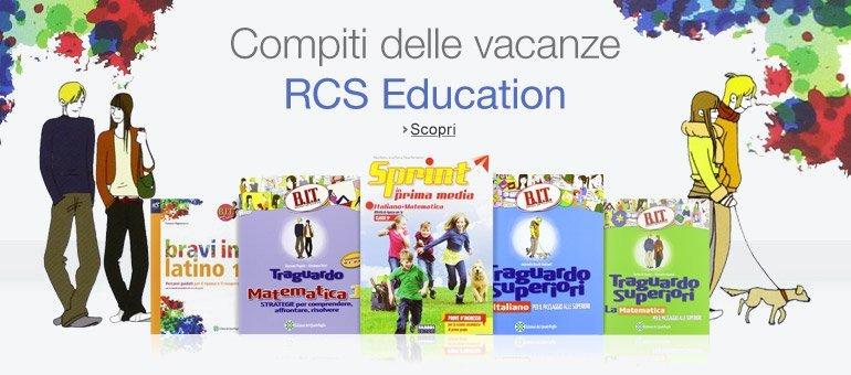 Compiti per le vacanze RCS Education