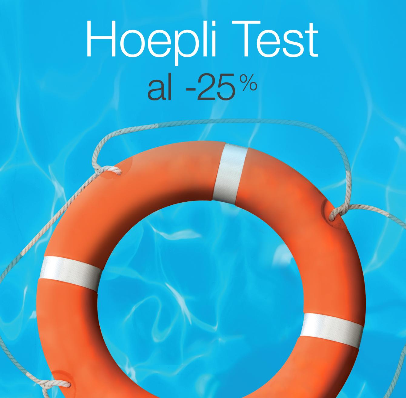 Hoepli Test al -25%