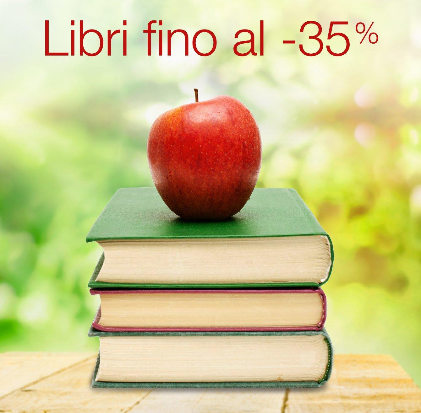 Libri fino al -35%