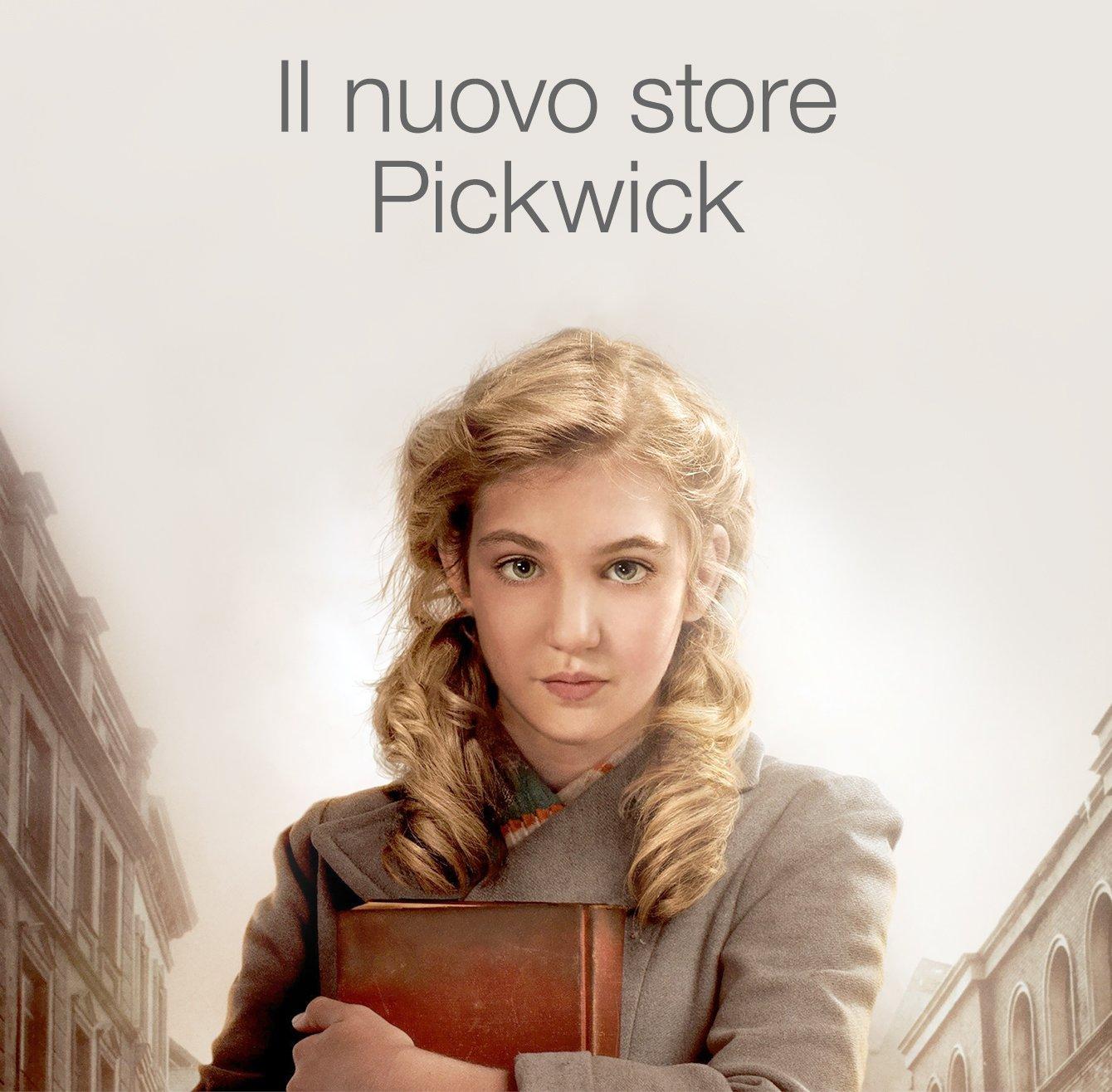 Il nuovo store Pickwick