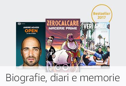 Biografie, diari e memorie