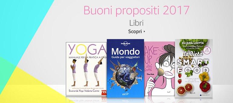 Buoni propositi 2017: Libri