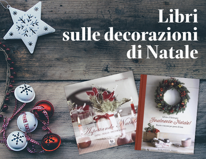 Libri sulle decorazioni di Natale