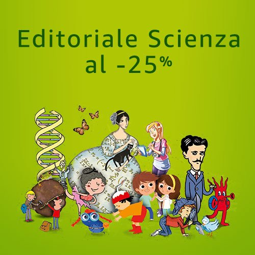 Editoriale scienza al -25%