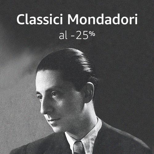 Classici Mondadori al -25%