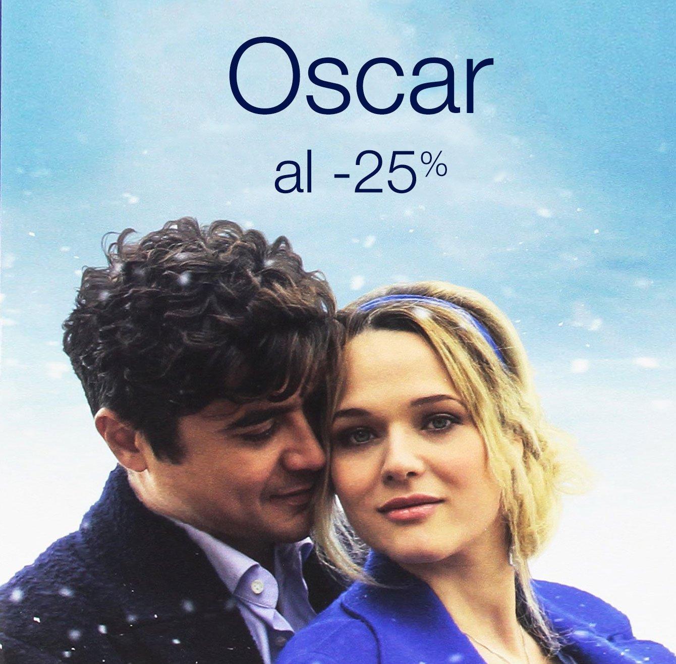 Oscar al -25%