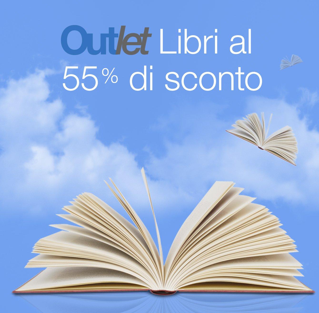 Outlet Libri al 55% di sconto