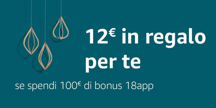 12€ in regalo per te