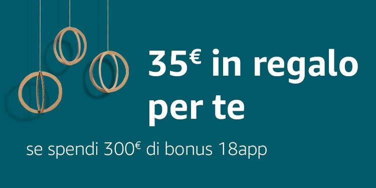 35€ in regalo per te