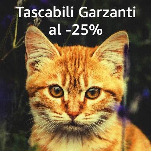 Tascabili Garzanti al -25%